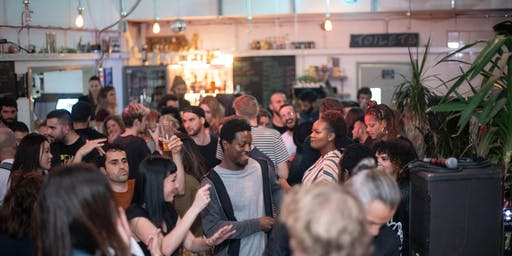 Festive Times at Grow // DJs & Christmas Get Together