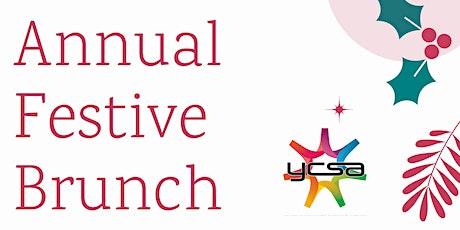 YCSA Annual Festive Brunch tickets