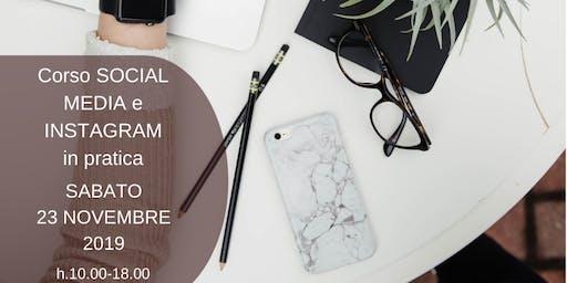 Corso Facebook e Instagram per imprese-blogger-artigiani