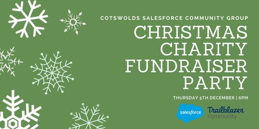 Cotswolds Salesforce Community Christmas Fundraiser