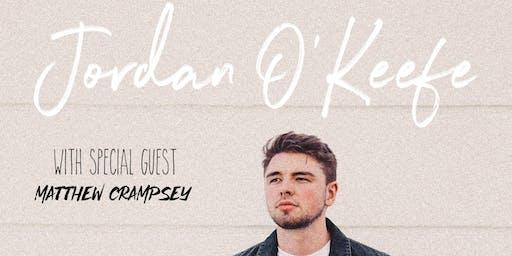 Jordan O'Keefe LIVE @ Sandinos