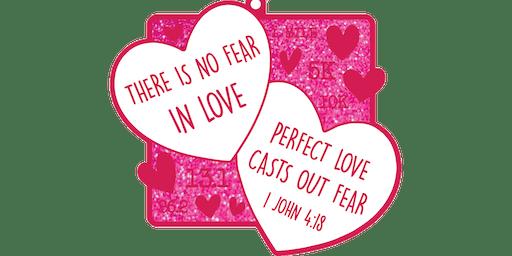 2020 Perfect Love 1M 5K 10K 13.1 26.2-Houston
