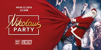 Die Nikolaus Party | 06.12.19 | Ostwerk