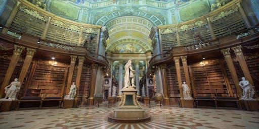 Exklusive Führung im Prunksaal der Österreichischen Nationalbibliothek