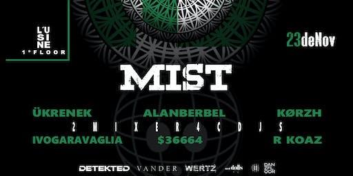 MisT #17 + L'USINE