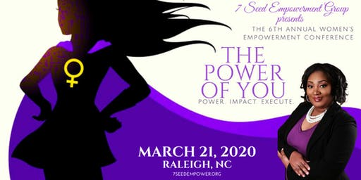 The Power Of You Conference