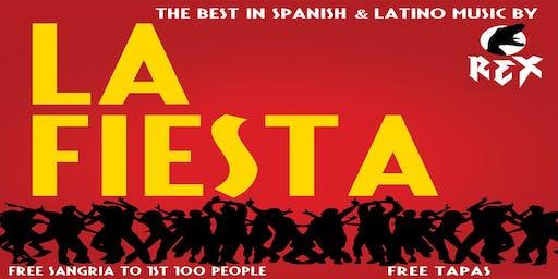 LA FIESTA - Spanish party