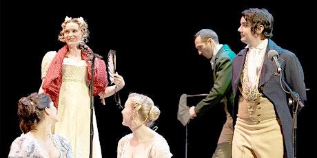 Tea with Jane Austen tickets