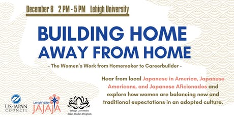 U.S.-Japan Council Summit: Building Home Away From Home tickets