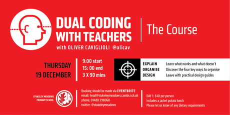 Dual Coding with Oliver Caviglioli tickets
