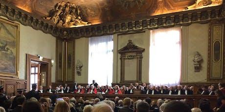 Jury final mission Redressement X-HEC Entrepreneurs - 13 décembre 2019 - Tribunal de commerce de Paris billets