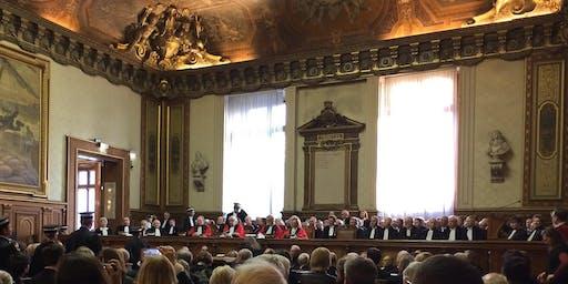 Jury final mission Redressement X-HEC Entrepreneurs - 13 décembre 2019 - Tribunal de commerce de Paris
