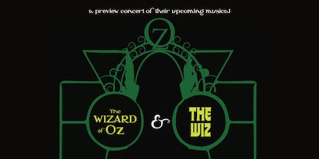 The Wizard of Oz + The Wiz Preview Concert, by ACT West tickets