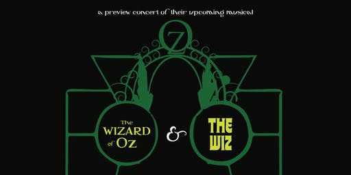 The Wizard of Oz + The Wiz Preview Concert, by ACT West