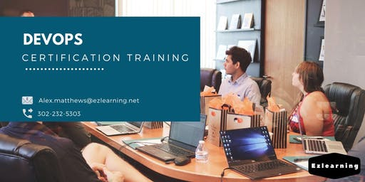 Devops Classroom Training in Sainte-Anne-de-Beaupré, PE