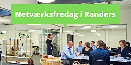 Netværksfredag (Randers) tickets