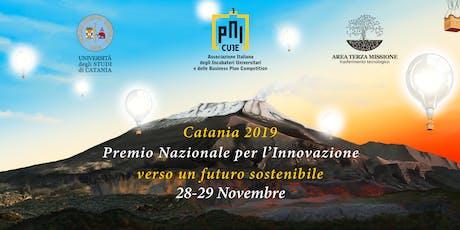 Premio Nazionale per l'Innovazione biglietti
