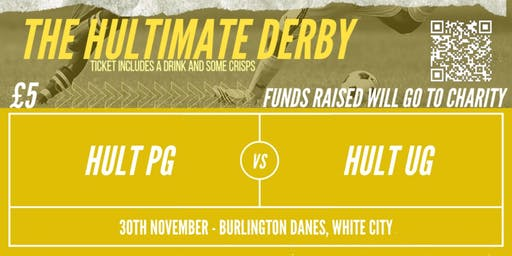 The Hultimate Derby