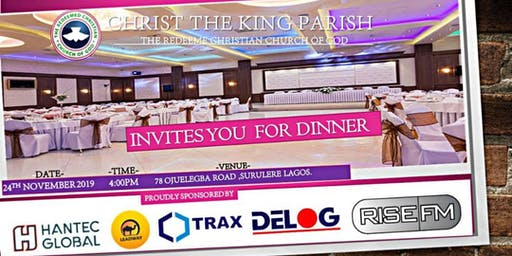CENTRE OF GRACE YOUTHS  ANNUAL DINNER