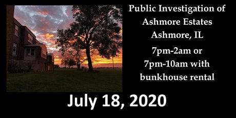 July Public Investigation tickets