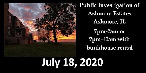 July Public Investigation