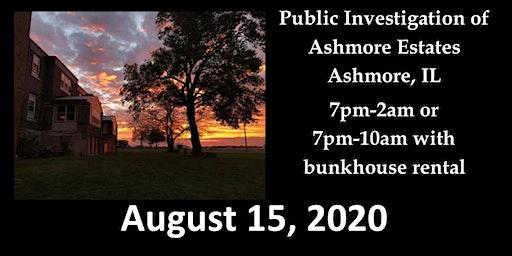 August Public Investigation