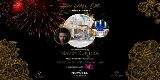 The Glitz & Glam NEW YEARS EVE Dinner and Dance at Novotel London Heathrow