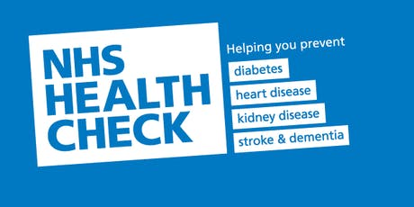 FREE NHS Health Check tickets