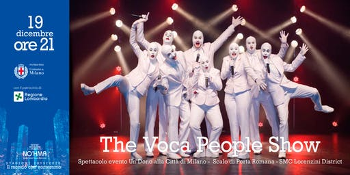 The Voca People Show