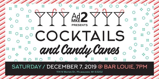 Cocktails and Candy Canes