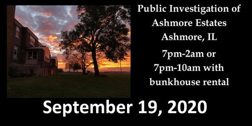 September Public Investigation