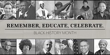 NAACP Black History Festival tickets