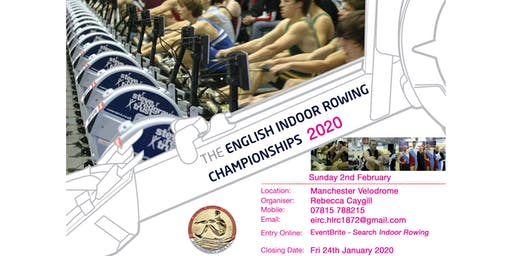 English Indoor Rowing Championships 2020