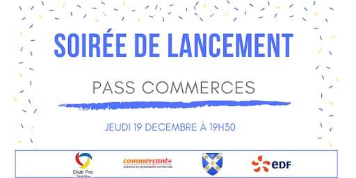 Soirée de lancement du pass commerces à Pont-de-Chéruy