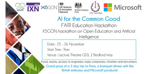 AI For The Common Good Hackathon