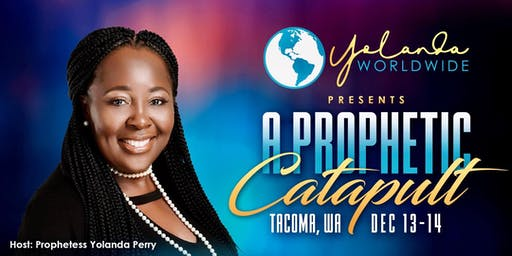 A Prophetic Catapult (Tacoma, WA)