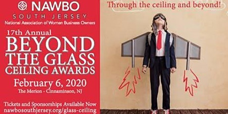 NAWBO SJ 17th Annual Beyond the Glass Ceiling Awards tickets