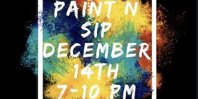 Paint n Sip at Tipsy Cupcakes RVA