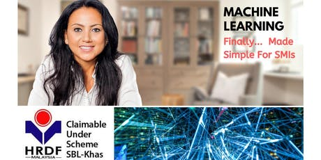 Machine Learning in a Box - Business Analytics Made Easy for Small & Medium Industries tickets