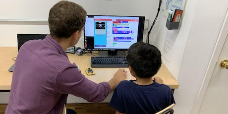 Code Together - Learn to Code with Your Kids (Part I) tickets