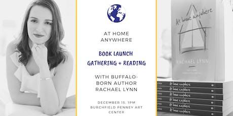 At Home Anywhere Book Launch w/ Buffalo Born Author Rachael Lynn tickets