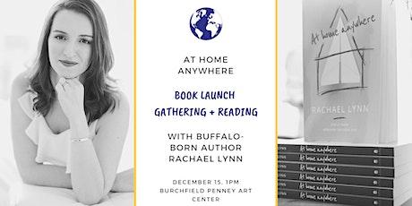 POSTPONED: At Home Anywhere Book Launch w/ Buffalo Born Author Rachael Lynn tickets