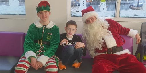 Autism Friendly Lunch with Santa & Friends