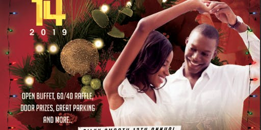 Silky Smooth 12th Annual Holiday Dance Party!!