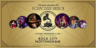 Scott Bradlee's Postmodern Jukebox (Rock City, Nottingham)