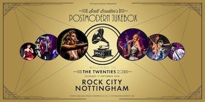 Scott Bradlee's Postmodern Jukebox (Rock City, Nottingham)