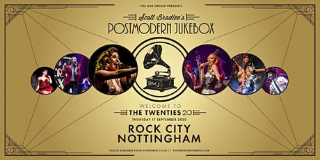 Scott Bradlee's Postmodern Jukebox (Rock City, Nottingham) tickets