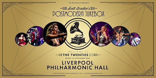 Scott Bradlee's Postmodern Jukebox (Philharmonic Hall, Liverpool)