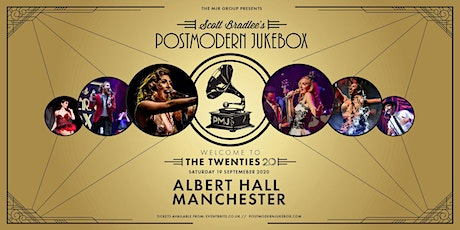 Scott Bradlee's Postmodern Jukebox (Albert Hall, Manchester) tickets