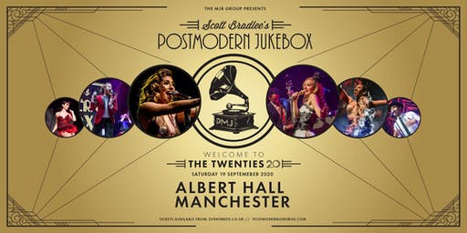 Scott Bradlee's Postmodern Jukebox (Albert Hall, Manchester)